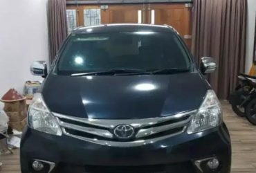 Avanza G AT 2013, Bisa cash, Bisa Over Kredit Murah